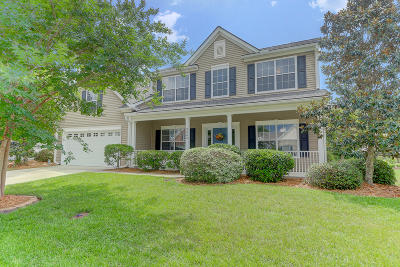 Mount Pleasant Single Family Home For Sale: 2404 Parsonage Woods Lane
