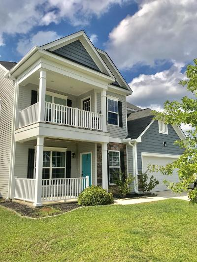 Moncks Corner Single Family Home For Sale: 114 Weeping Cypress Drive
