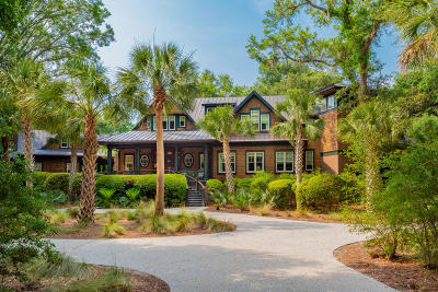 Johns Island Single Family Home For Sale: 3903 Gnarled Oaks Lane