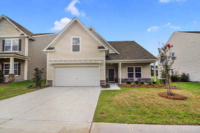 Summerville Single Family Home For Sale: 384 Dunlin Drive #102