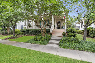 Charleston Single Family Home For Sale: 1713 Doldridge Street