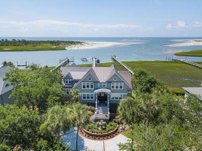Charleston County Single Family Home For Sale: 3103 Marshgate Drive