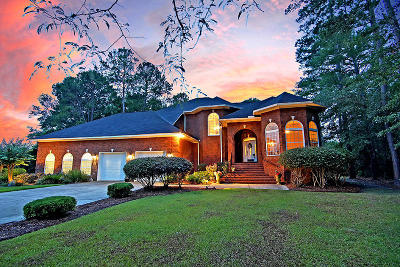 North Charleston Single Family Home For Sale: 4432 Wild Thicket Ln