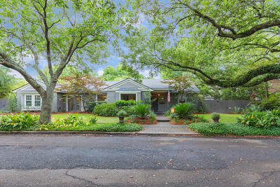 Charleston Single Family Home For Sale: 1 Beverly Road