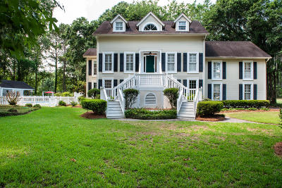 Charleston Single Family Home For Sale: 5 Cutchin Court