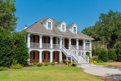 Johns Island Single Family Home For Sale: 3984 Gift Boulevard