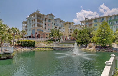 Charleston County Attached For Sale: 420&422-B Village At Wild Dunes Boulevard