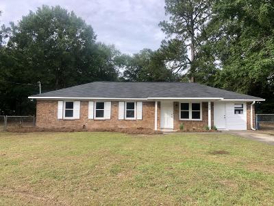 Single Family Home For Sale: 4468 Elderwood Court