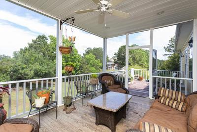 Johns Island Single Family Home For Sale: 1547 Regimental Lane