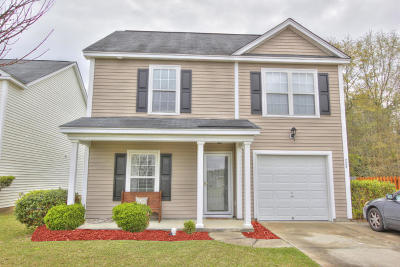 Moncks Corner Single Family Home For Sale: 224 Emerald Isle Drive