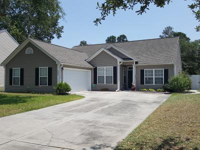 Summerville Single Family Home For Sale: 4805 Harvest Moon Court