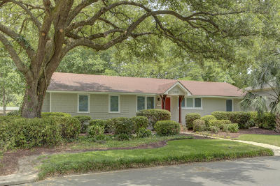 North Charleston Single Family Home For Sale: 5300 Hartford Circle