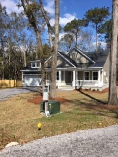 Johns Island Single Family Home For Sale: 2151 Provolone Lane