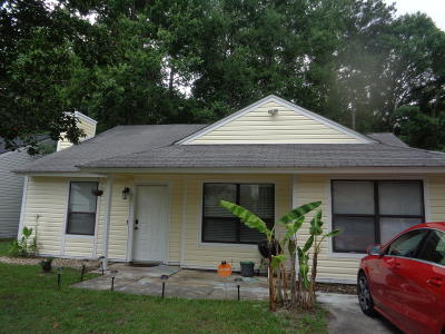 Summerville Single Family Home Contingent: 181 Tabby Creek Circle
