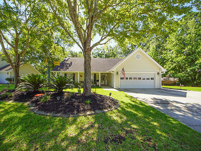 North Charleston Single Family Home For Sale: 8354 Longridge Road