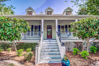 Rivertowne Single Family Home For Sale: 2189 Hartfords Bluff Circle