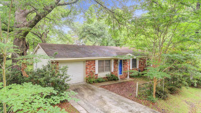 Goose Creek Single Family Home Contingent: 79 Guerry Circle