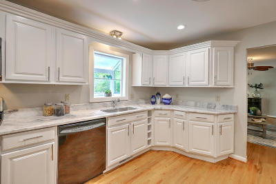Charleston Single Family Home For Sale: 1313 Coleridge Street