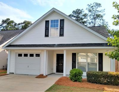 Summerville Single Family Home For Sale: 9276 Ayscough Road