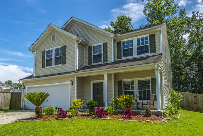 Summerville Single Family Home For Sale: 219 Chipping Sparrow Drive