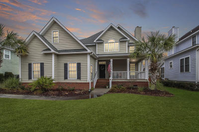 Charleston Single Family Home For Sale: 1158 Quick Rabbit Loop