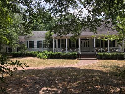 Summerville Single Family Home Contingent: 111 E Carolina Avenue