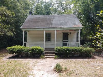 Summerville Single Family Home For Sale: 109 E Carolina Avenue