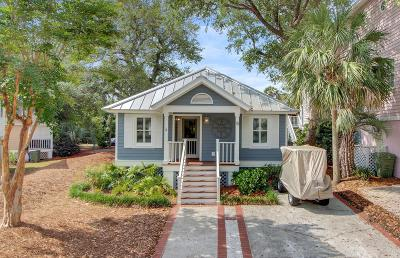 Isle Of Palms SC Single Family Home For Sale: $790,000