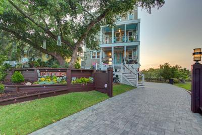 Folly Beach Single Family Home Contingent: 426 W Indian Avenue