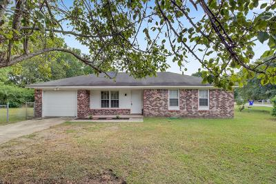 Single Family Home Contingent: 4572 Garwood Drive