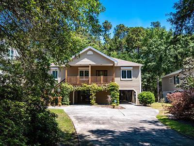 Pawleys Island Single Family Home For Sale: 115 Windover Drive