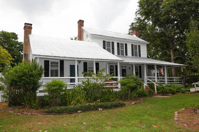 Berkeley County Single Family Home For Sale: 2005 Pinopolis Road