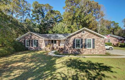 Summerville Single Family Home Contingent: 225 Pointer Drive