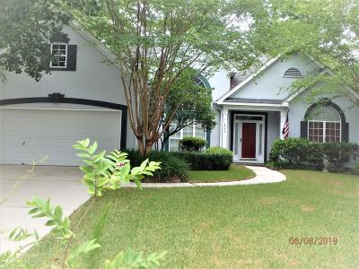 Summerville Single Family Home For Sale: 502 Pointe Of Oaks Road