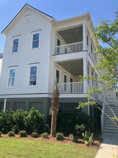 Charleston Single Family Home For Sale: 1970 Bellona Street