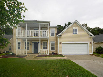 Hanahan Single Family Home Contingent: 1465 Coopers Hawk Drive
