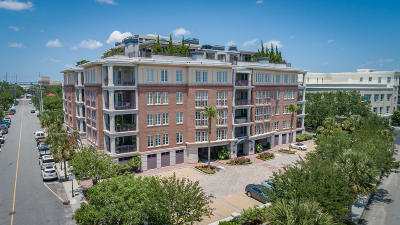 Charleston Attached For Sale: 2 Laurens Street #4-D