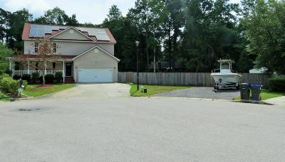 Summerville Single Family Home For Sale: 110 Grantham Court