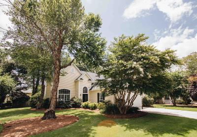 Mount Pleasant Single Family Home For Sale: 549 Pritchards Point Drive
