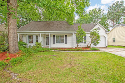 Summerville Single Family Home Contingent: 512 Salterton Street