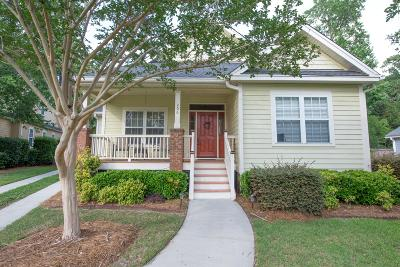 Charleston Single Family Home Contingent: 206 N Ainsdale Drive