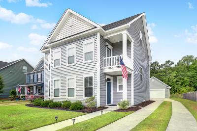 Charleston Single Family Home For Sale: 1581 Seabago Drive
