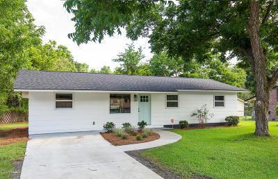 Charleston Single Family Home Contingent: 1509 Juniper Street