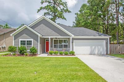North Charleston Single Family Home Contingent: 2732 Fernwood Drive