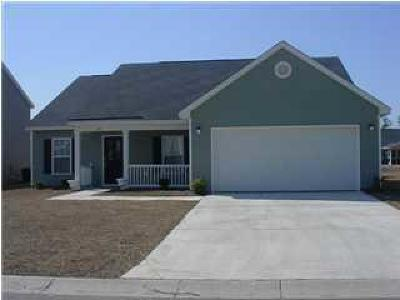 Goose Creek Single Family Home For Sale: 118 Waterbrook Drive