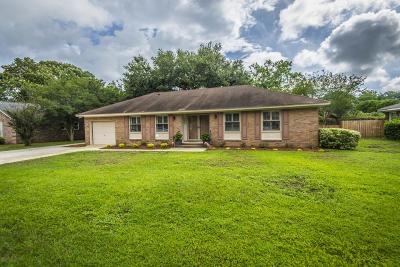 Charleston Single Family Home For Sale: 812 Weir Street