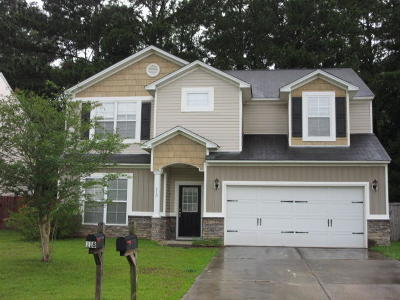 Moncks Corner Single Family Home For Sale: 119 Stoney Creek Way