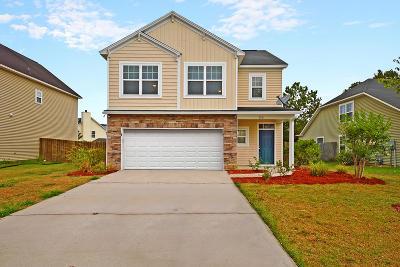 North Charleston Single Family Home Contingent: 8261 Little Sydneys Way