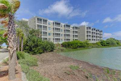 Folly Beach Attached For Sale: 2395 Folly Road #2h