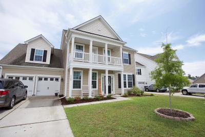 Moncks Corner Single Family Home For Sale: 1163 Moss Grove Drive